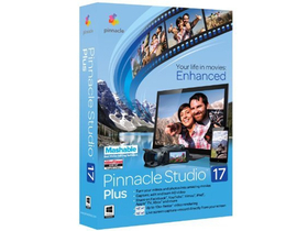Software Pinnacle Studio 17 Plus, engleză