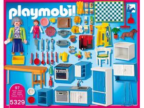 Playmobil dollhouse 5329 kitchen extreme digital - Playmobil cuisine 5329 ...