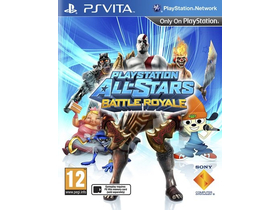 PlayStation All-Stars Battle Royale (PS Vita) hra