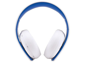 PlayStation® Wireless Headset, alb
