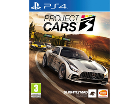 Project Cars 3 PS4 igralni software