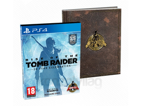 Rise Of Tomb Raider 20 Year Celebration Artbook Edition PS4