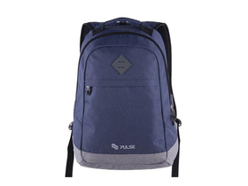 Pulse Bicolor 2in1 Rucksack mit Notebookhalter, blau/grau
