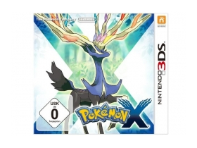 Pokemon X 3DS hra