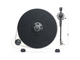 Pick-up Pro-Ject VT-E R, Bluetooth, alb lucios