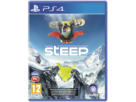 Steep PS4 hrací softvér