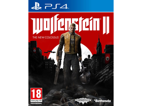 Wolfenstein II: The New Colossus PS4 igra