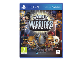World of Warriors PS4 hra