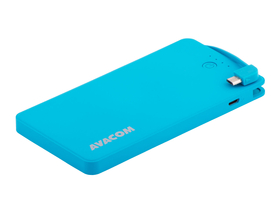 Power bank Avacom PWRB-4000B 4000mAh Li-Pol