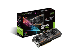 Placa video Asus nVidia Strix GTX 1060 6GB GDDR5  - STRIX-GTX1060-O6G-GAMING