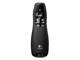 Logitech Presenter Wireless miška R400