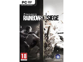 Rainbow Six Siege PC hrací softvér