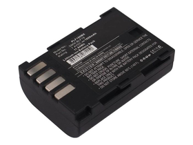 Real Power Panasonic CS-PLF190MX (DMW-BLF19, DMW-BLF19E)batéria