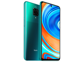 Xiaomi Redmi Note 9 Pro 6GB/128GB Dual SIM, Tropical Green