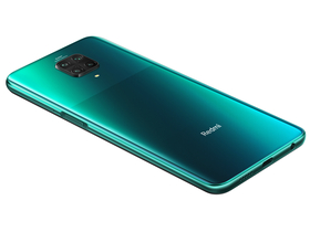 Xiaomi Redmi Note 9 Pro 6GB/128GB Dual SIM Smartphone ohne Vertrag, Tropical Green