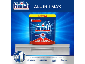Finish All in One Max Spülmaschinentab, 120 Stk.