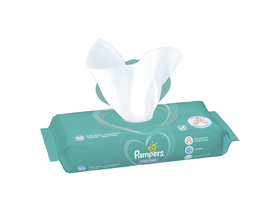 Pampers Fresh Clean törlőkendő, 52 db