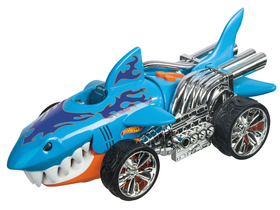 Hot Wheels Monster Action Sharkruiser játékautó