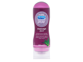 Durex Play Massage 2 u 1 lubrikant, 200 ml