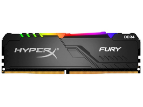 Kingston HX424C15FB3A/8 HyperX Fury DDR4 8GB 2400MHz CL15 DIMM 1Rx8 памет