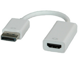 Roline DisplayPort-HDMI M/F adapter (12.03.3134-10)