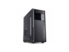 PC Barracuda Core i3-4170 SSD 8GB, negru