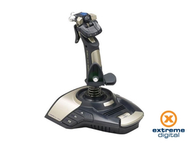 Saitek Cyborg Evo Force joystick (PC)