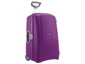 Samsonite Aeris Upright 78 cm-es bőrönd, lila