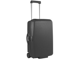 Samsonite Cabin Collection Upright 55 cm-es bőrönd, grafit