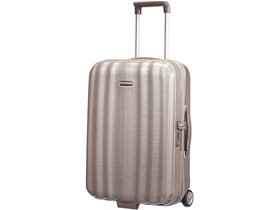 Samsonite Lite-Cube Upright kofer, 55 cm srebrna