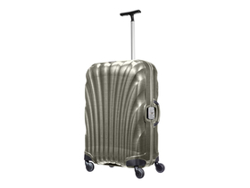 Samsonite Lite-Locked Spinner 69 cm kufor, metal zelený