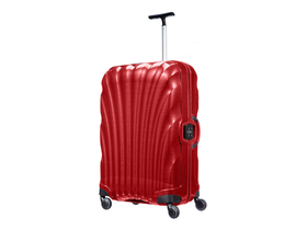 Samsonite Lite-Locked Spinner 75 cm, kufor, červený