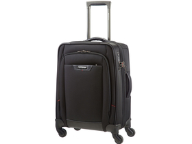 Samsonite Pro-DLX 4 Spinner Expandable 55 cm kofer, crna