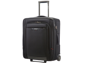 Samsonite Pro-DLX 4 Upright 56 cm, Expandable kufor, čierny