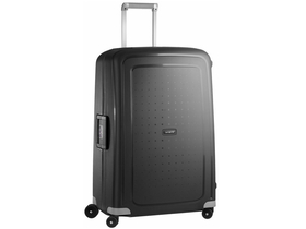 Samsonite S Cure Spinner 75 cm, črn