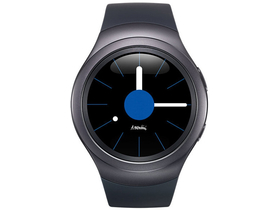 Samsung Gear S2 Smartwatch okosóra, dark grey