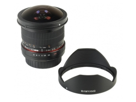Samyang Canon 8mm / 3.5 UMC CSII HD Fisheye