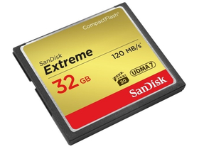SanDisk Extreme CompactFlash 32GB
