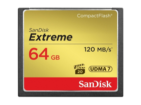 SanDisk Extreme CompactFlash 64GB