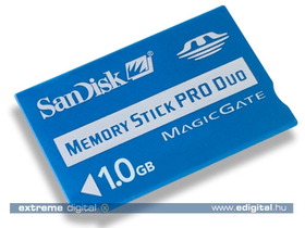 SanDisk Memory Stick Pro Duo 1GB