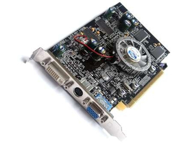Card VGA Sapphire Radeon X600 Pro 256MB TV-Out PCI-E