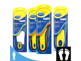 4b65f0662730 Scholl GelActiv Scholl Gelové vložky do topánok (1 pár na každonenné  nosenie