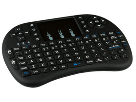Tastatura wireless Venz VZ-KB-2 -  USB, Wifi, QWERTY, touchpad