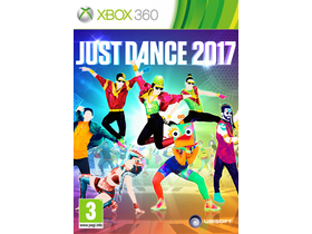 Joc software Just Dance 2017 Xbox 360