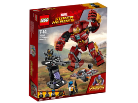 LEGO® Super Heroes The Hulkbuster  Smash-Up 76104