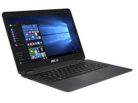 "Asus Zenbook UX360CA-C4151T 13,3"" notebook, szürke + Windows 10"