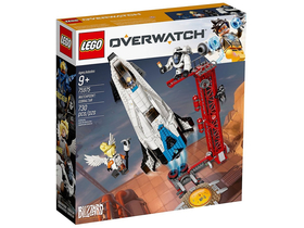 LEGO® Watchpoint: Gibraltar 75975-Наблюдателница Гибралтар
