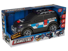 Teamsterz Light & Sound Police 4X4