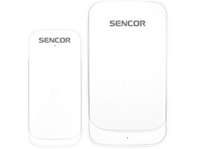 Sonerie wireless Sencor SWD 130B-W