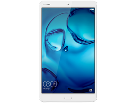 Huawei MediaPad M3 8.0 Wi-Fi + 4G/LTE 32GB tablet, Silver (Android)